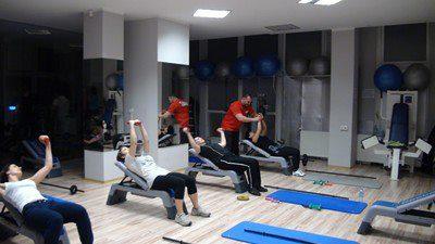 Strefa fitness Futurebody